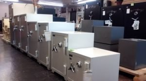 Services Safes Vaults